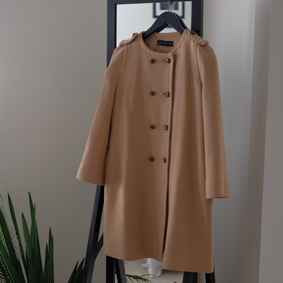 top-rated discount discount shop unparalleled Camel Swing Coat